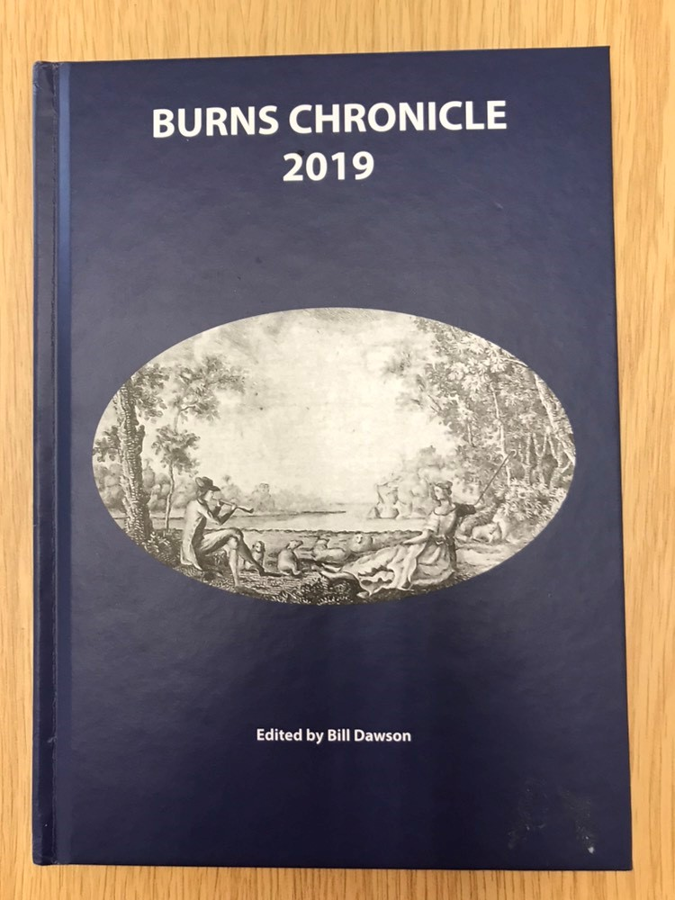 Burns Chronicle - 2019