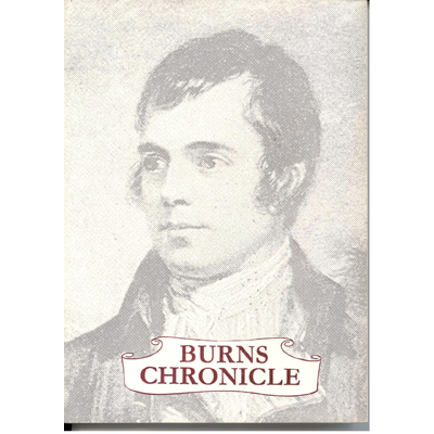 Burns Chronicle - 1976