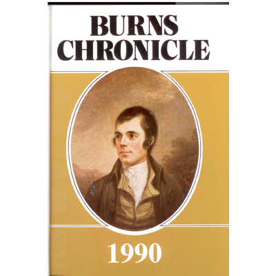 Burns Chronicle - 1990