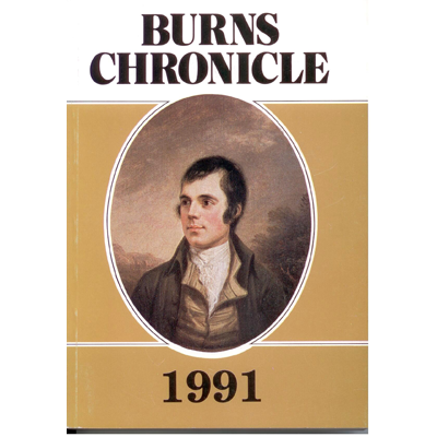Burns Chronicle - 1991