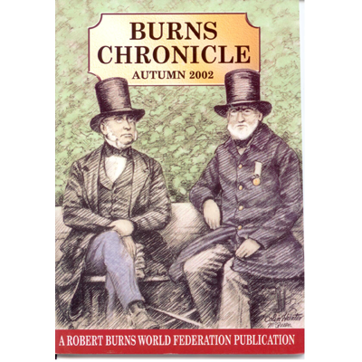 Burns Chronicle - Autumn 2002
