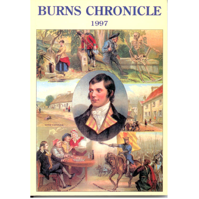 Burns Chronicle - 1997