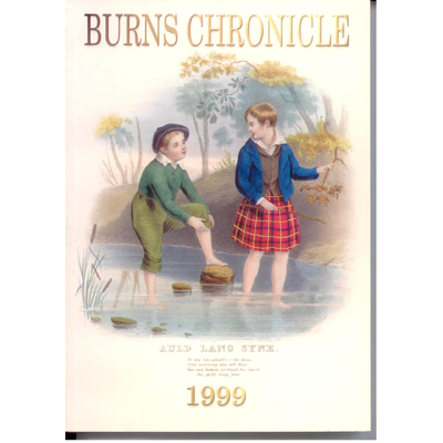 Burns Chronicle - 1999