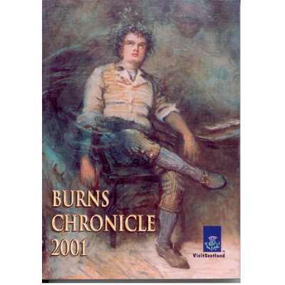 Burns Chronicle - 2001