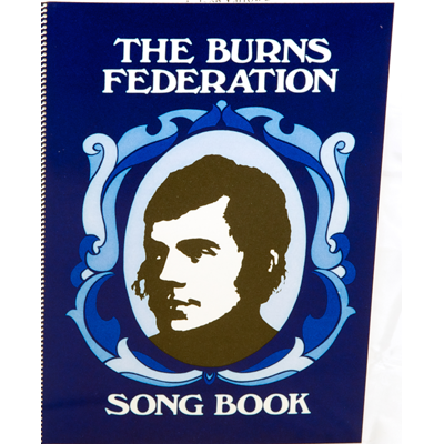 Burns Federation Song Book