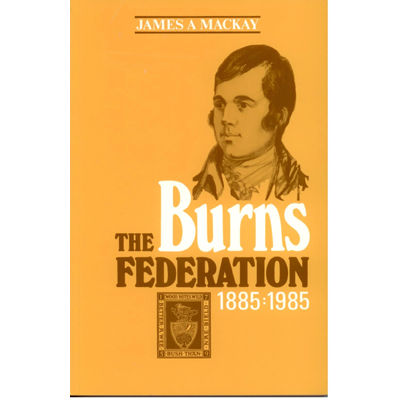 2H Book - The Burns Federation 1885:1985