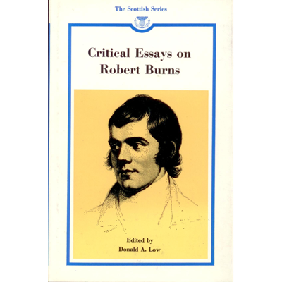 essays on robert burns poems