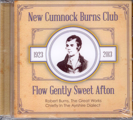 CD - New Cumnock Burns Club