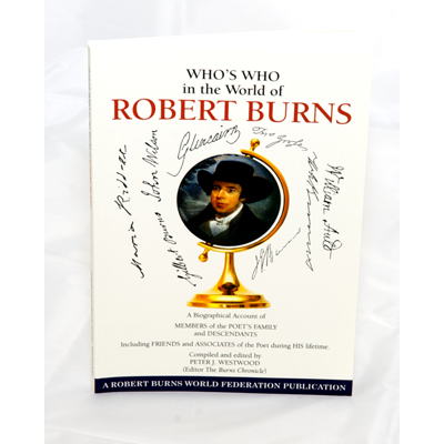 Who's Who in the World of Robert Burns