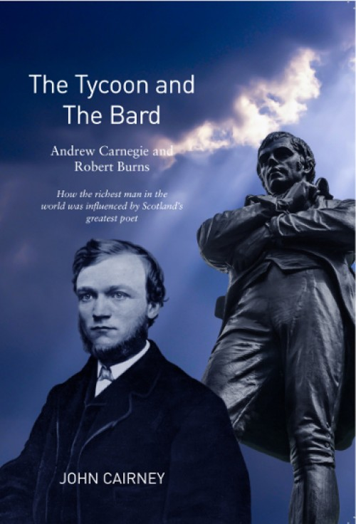 The Tycoon and The Bard by John Cairney
